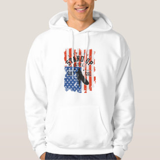 Live Love Stand Up Paddle Hoodie