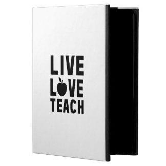 Live Love Teach Cover For iPad Air