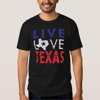 Live Love Texas Shirt