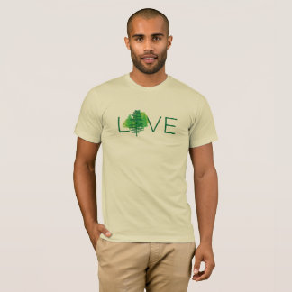 Live/Love Trees T-Shirt