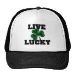 Live Lucky Trucker Hat