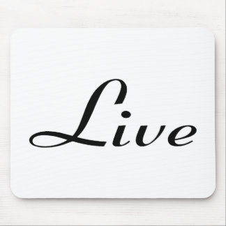 Live Mouse Pad