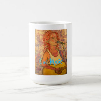 Live Music Coffee Mug