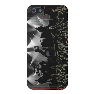 Live Music IS Best! Cover For iPhone 5