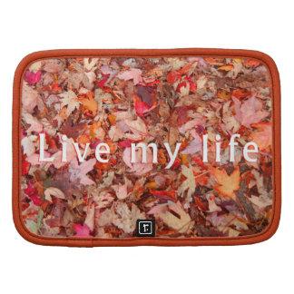 Live my life folio planner