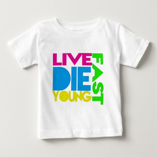 Live nearly young baby T-Shirt
