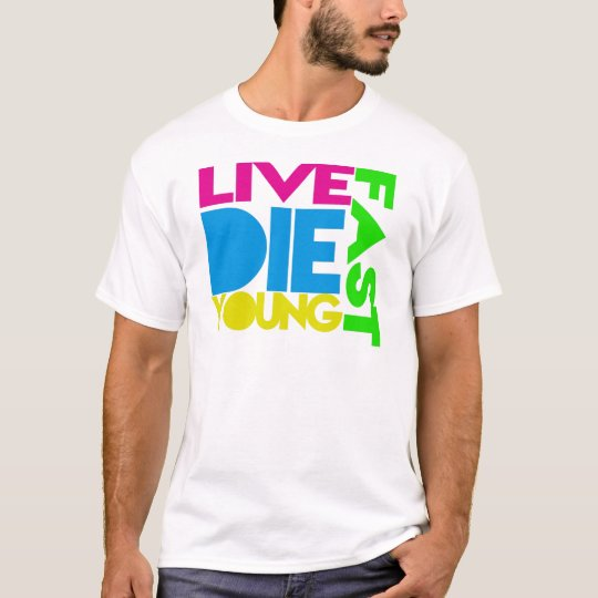 Live nearly young T-Shirt