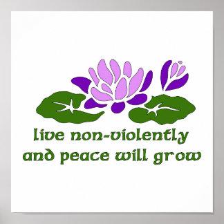 Live Non-Violently Print