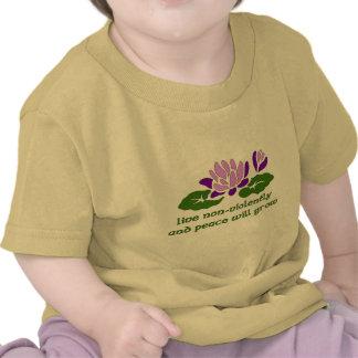 Live Non-Violently T-shirt