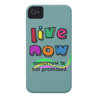 LIVE NOW iPhone 4 Case-Mate Case