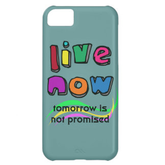 LIVE NOW iPhone 5 Case-Mate Case
