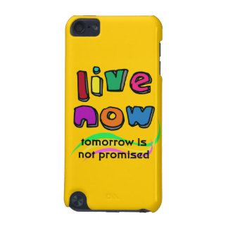 LIVE NOW iPod Touch Speck Case