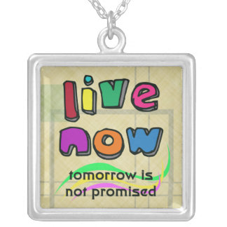 LIVE NOW Necklace