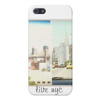 Live NYC iPhone Case