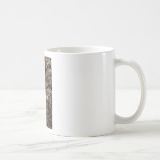 Live Oak and Spanish Moss in Sepia Tones Coffee Mug