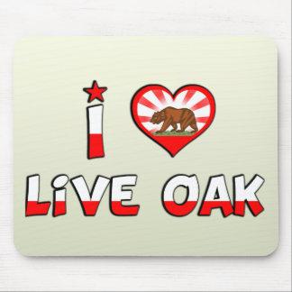 Live Oak CA Mousepads