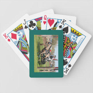 Live Oak CDE in Ocala, FL Bicycle Playing Cards