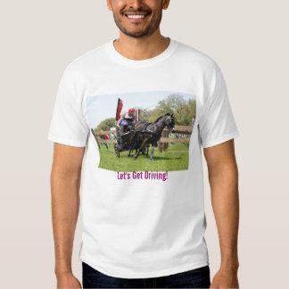 live oak cde tee shirt
