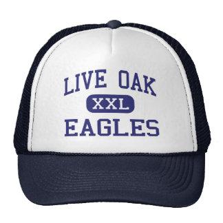 Live Oak Eagles Middle Watson Louisiana Trucker Hat