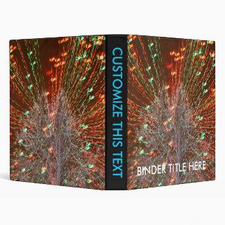 Live Oak Florida Tree Christmas Lights Zoom Binders
