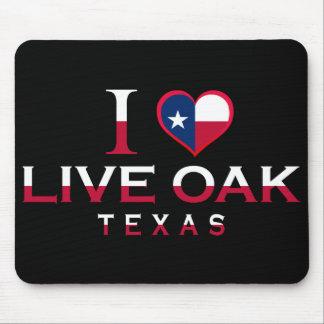 Live Oak Texas Mouse Pads