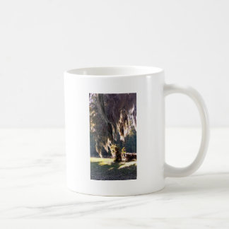 Live Oak Tree with draping Spanish Moss Coffee Mug