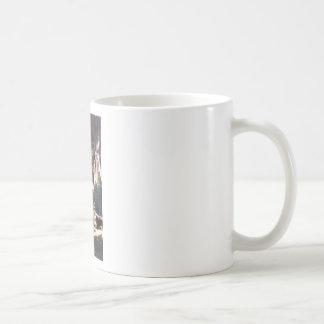 Live Oak Tree with draping Spanish Moss Coffee Mug
