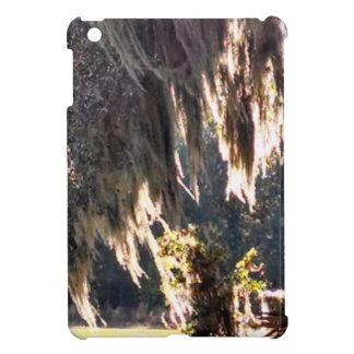 Live Oak Tree with draping Spanish Moss Case For The iPad Mini