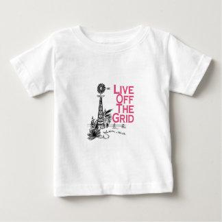 Live Off the Grid Tshirt