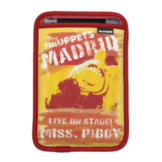 Live on Stage! Miss Piggy Sleeve For iPad Mini