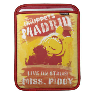 Live on Stage! Miss Piggy Sleeve For iPads