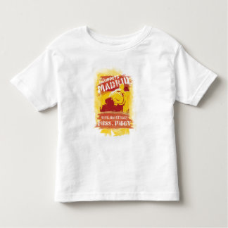 Live on Stage! Miss Piggy Toddler T-shirt