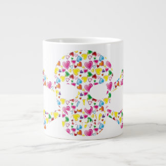 Live or Die 20 Oz Large Ceramic Coffee Mug