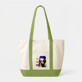Live OUt Loud Tote
