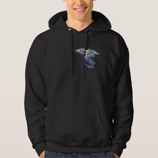 Live Peace Logo Hoodie