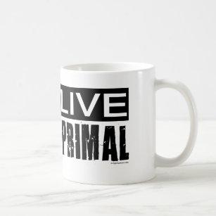 Caveman diet coffee travel mugs zazzle live primal paleo diet coffee mug malvernweather Images