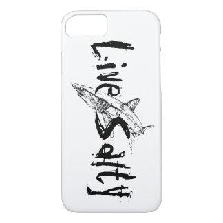 Live Salty Mako PH iPhone 7 Case