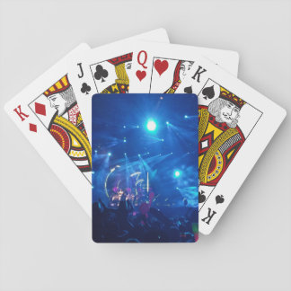 Live Show Playing Cards