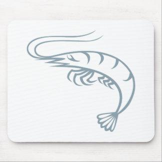 Live Shrimp Mouse Pad