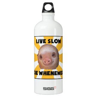 Live Slow Die Whenever SIGG Traveler 1.0L Water Bottle