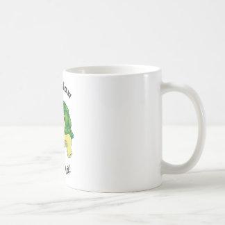 Live slow, GET old Coffee Mug