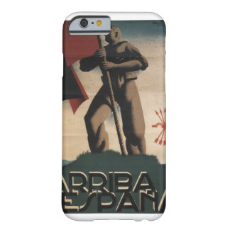 Live Spain (1939)_Propaganda Poster Barely There iPhone 6 Case