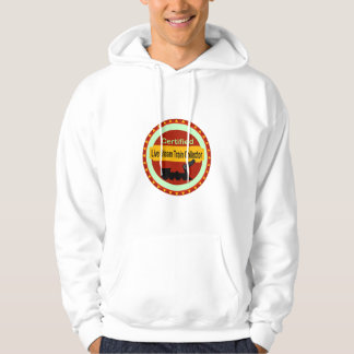 Live Steam Train Collector Hoodie