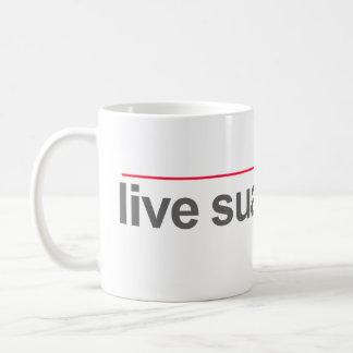"""""""LIVE SUA SPONTE"""" -- COFFEE MUG"""