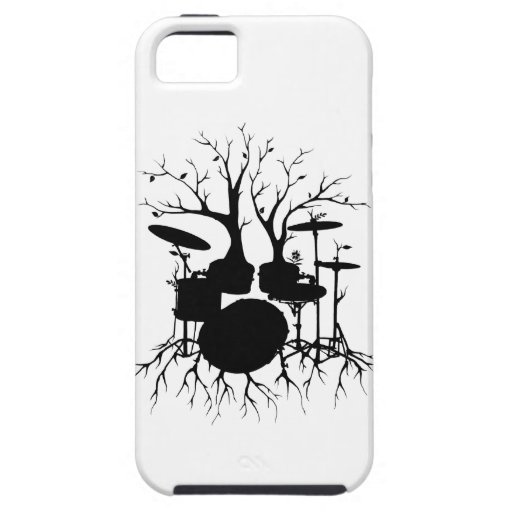 Live the Beat to the Tempo of Creation ~ drum iPhone 5 Cases