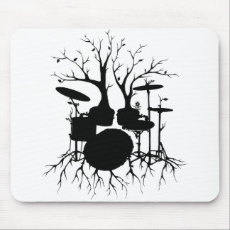 Live the Beat to the Tempo of Creation ~ drum Mouse Pads