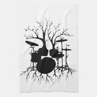 Live the Beat to the Tempo of Creation ~ drum Towel