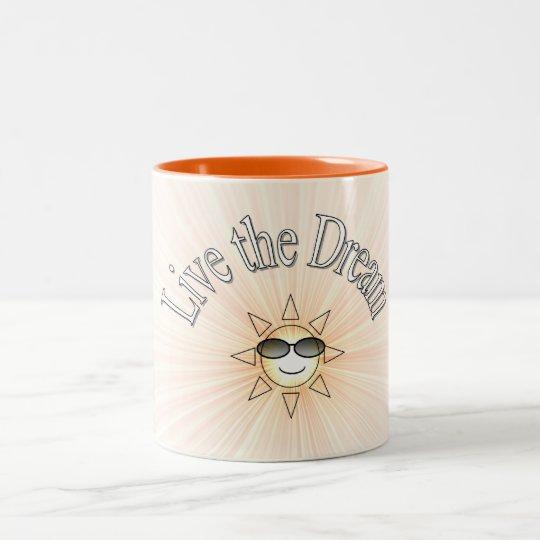 Live the Dream Mug