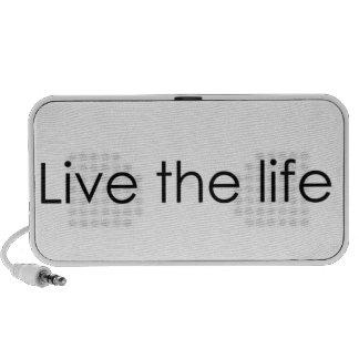 Live the Life Mini Speaker