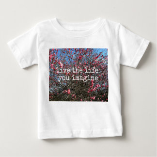 Live The Life You Imagine - Toddler TShirt